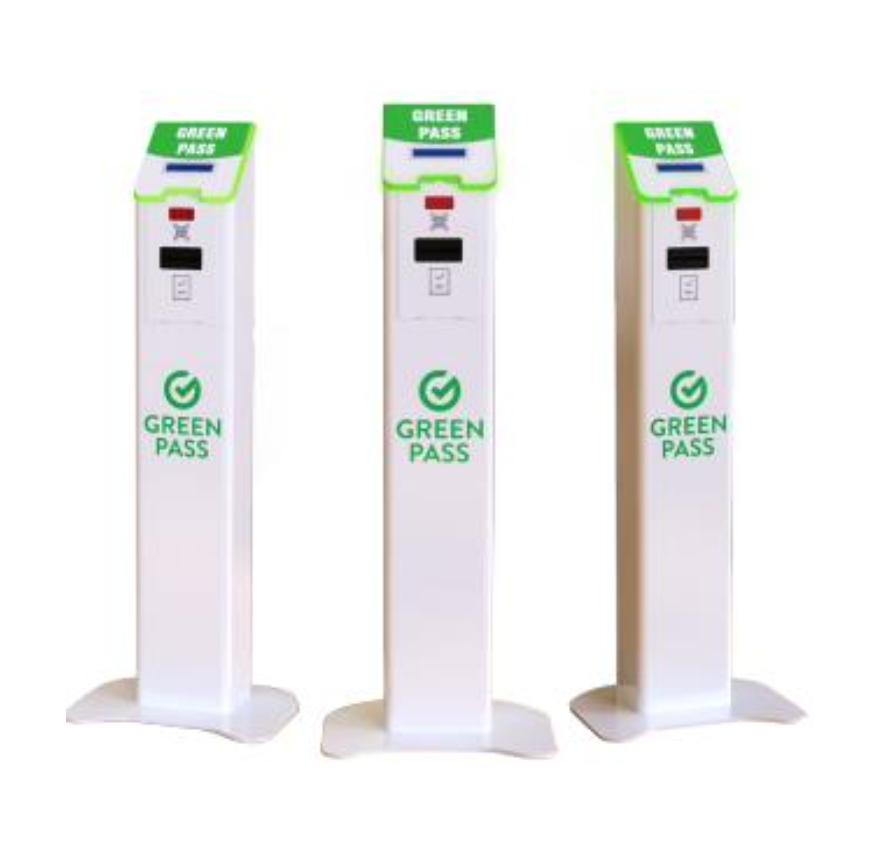 controllo greenpass